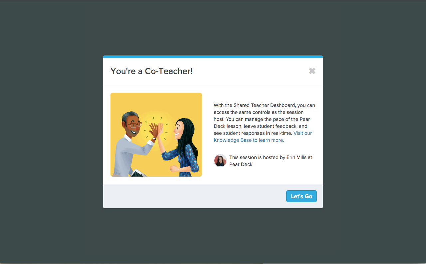 Co-teacher join, youre a co-teacher-1